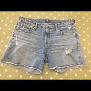 Gap denim shorts 29
